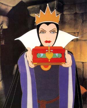 Snow White's Wicked Queen