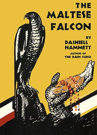 tales based on actual characters and stories in the maltese falcon a novel by samuel dashiell hammet It is apparently the film's arrogant intention to convince us that the caper we see in ''hammett'' is the real-life story that eventually prompted hammett to write ''the maltese falcon'' that, i.