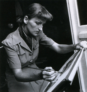 Pioneers of animation mary blair true classics for Character designer job
