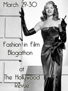 fashion in film blogathon banner