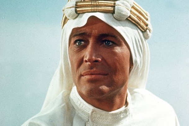 lawrence of arabia peter o'toole