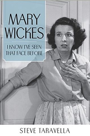 mary wickes i know i've seen that face before