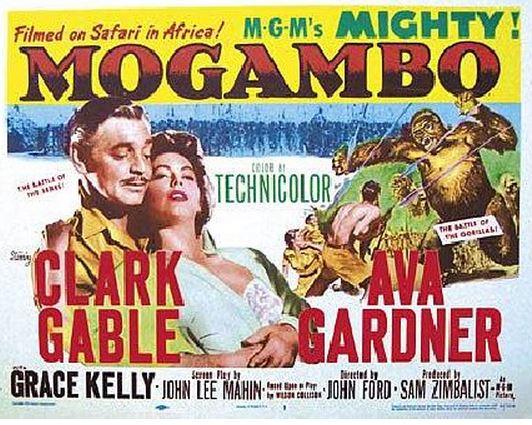 mogambo poster