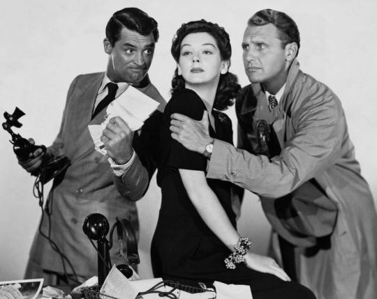 his girl friday still