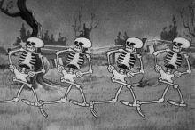 the skeleton dance 1929