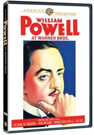 william powell warner archive