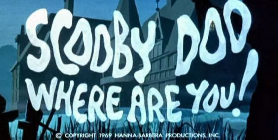scooby doo where are you title card
