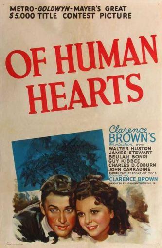 of human hearts poster