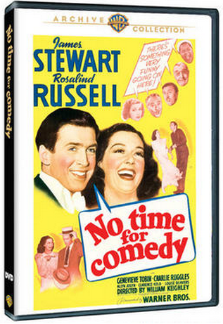 no time for comedy warner archive