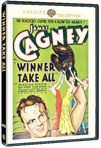 warner archive winner take all