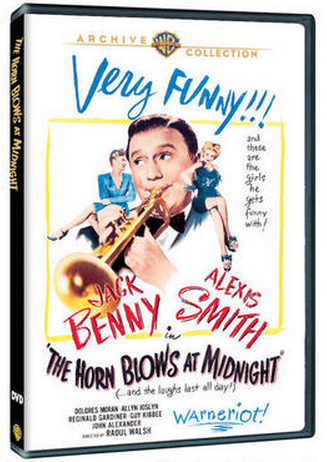 the horn blows at midnight warner archive