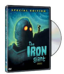 iron giant dvd