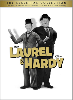 laurel and hardy essential collection