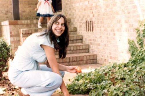 Mom, 1982.